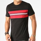 /achat-t-shirts/antony-morato-tee-shirt-abbigliamento-mmks01592-noir-rouge-blanc-191680.html