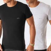 /achat-t-shirts/armani-exchange-lot-de-2-tee-shirts-956005-cc282-noir-gris-chine-191722.html
