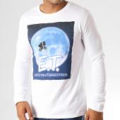 /achat-t-shirts-manches-longues/et-lextra-terrestre-tee-shirt-manches-longues-moon-blanc-191758.html