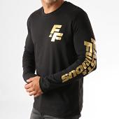 /achat-t-shirts-manches-longues/fast-and-furious-tee-shirt-manches-longues-ff-coeur-noir-dore-191721.html