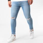 /achat-jeans/lbo-jean-super-skinny-fit-troue-925-ss-13b-denim-bleu-clair-191675.html