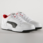 /achat-baskets-basses/puma-baskets-rebound-layup-low-369866-white-black-high-risk-red-191669.html