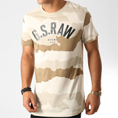 /achat-t-shirts/g-star-tee-shirt-graphic-13-d15247-b719-beige-camouflage-191876.html