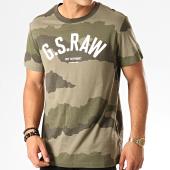 /achat-t-shirts/g-star-tee-shirt-graphic-13-d15247-b719-vert-kaki-camouflage-191877.html