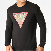 /achat-sweats-col-rond-crewneck/guess-sweat-crewneck-slim-m94q46-k92h0-noir-191910.html