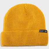 /achat-bonnets/huf-bonnet-usual-jaune-moutarde-191869.html