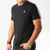 /achat-t-shirts/le-coq-sportif-tee-shirt-a-bandes-tricolore-saison-n4-1921925-bleu-marine-191953.html