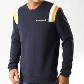 /achat-sweats-col-rond-crewneck/le-coq-sportif-sweat-crewneck-tricolore-n4-1922174-bleu-marine-blanc-jaune-moutarde-191955.html