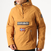 /achat-vestes/napapijri-veste-outdoor-rainforest-pocket-n0ygnl-camel-191919.html