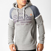 /achat-sweats-capuche/superdry-sweat-capuche-vintage-logo-1st-raglan-m2000068b-gris-chine-191958.html