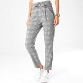 /achat-pantalons-carreaux/vero-moda-pantalon-femme-a-carreaux-eva-gris-191812.html
