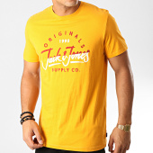 /achat-t-shirts/jack-and-jones-tee-shirt-mirror-orange-192004.html
