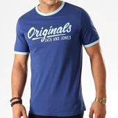/achat-t-shirts/jack-and-jones-tee-shirt-slim-legend-bleu-roi-192068.html