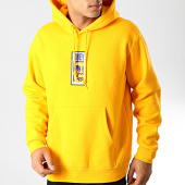 /achat-sweats-capuche/obey-sweat-capuche-slim-icon-jaune-192015.html