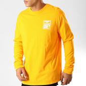 /achat-t-shirts-manches-longues/obey-tee-shirt-manches-longues-eyes-icon-jaune-192024.html