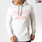 /achat-sweats-capuche/tommy-hilfiger-jeans-sweat-capuche-essential-1985-logo-7025-gris-clair-chine-191971.html