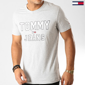 /achat-t-shirts/tommy-hilfiger-jeans-tee-shirt-essential-1985-logo-7067-gris-clair-chine-191973.html