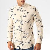 /achat-chemises-manches-longues/classic-series-chemise-manches-longues-floral-2051-beige-bleu-marine-192132.html