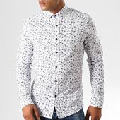 /achat-chemises-manches-longues/classic-series-chemise-manches-longues-floral-2042-blanc-bleu-marine-192177.html