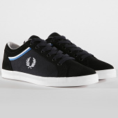 /achat-baskets-basses/fred-perry-baskets-baseline-microfibre-b6103-black-navy-192219.html