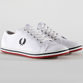 /achat-baskets-basses/fred-perry-baskets-kingston-twill-b7259-blanc-192224.html