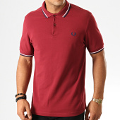 /achat-polos-manches-courtes/fred-perry-polo-manches-courtes-twin-tipped-m3600-bordeaux-192240.html