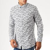 /achat-chemises-manches-longues/mtx-chemise-manches-longues-2080-blanc-bleu-gris-192207.html
