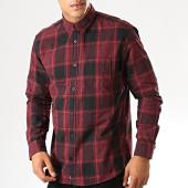 /achat-chemises-manches-longues/tom-tailor-chemise-manches-longues-a-carreaux-1013529-00-10-bordeaux-noir-192236.html
