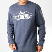 /achat-sweats-col-rond-crewneck/vans-sweat-crewneck-off-the-way-ii-bleu-chine-blanc-192183.html