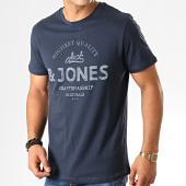 /achat-t-shirts/jack-and-jones-tee-shirt-custom-bleu-marine-192337.html