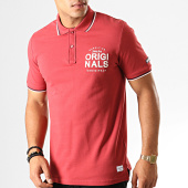 /achat-polos-manches-courtes/jack-and-jones-polo-manches-courtes-upton-rouge-brique-192348.html