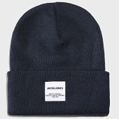/achat-bonnets/jack-and-jones-bonnet-long-knit-bleu-marine-192450.html