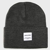 /achat-bonnets/jack-and-jones-bonnet-long-knit-gris-anthracite-chine-192464.html