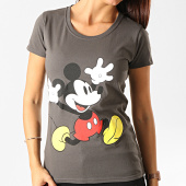 /achat-t-shirts/mickey-mouse-tee-shirt-femme-exciting-face-gris-192443.html