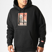 /achat-sweats-capuche/obey-sweat-capuche-building-30-years-noir-rouge-192318.html