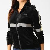 /achat-vestes/project-x-veste-zippee-capuche-femme-velours-reflechissant-f193057-noir-gris-192296.html