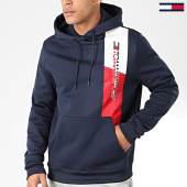 /achat-sweats-capuche/tommy-sport-sweat-capuche-graphic-flag-fleece-0278-bleu-marine-192316.html