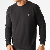 /achat-sweats-col-rond-crewneck/us-polo-assn-sweat-crewneck-logo-fleece-18752893-51930-noir-gris-192436.html