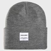 /achat-bonnets/jack-and-jones-bonnet-long-knit-gris-chine-192469.html
