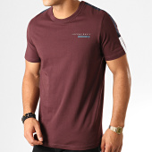 /achat-t-shirts/jack-and-jones-tee-shirt-a-bandes-jordy-bordeaux-192692.html