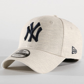 /achat-casquettes-de-baseball/new-era-casquette-9forty-jersey-essential-1240621-new-york-yankees-gris-chine-192670.html