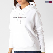 https://www.laboutiqueofficielle.com/achat-sweats-capuche/sweat-capuche-femme-clean-linear-logo-7344-blanc-192509.html