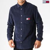 /achat-chemises-manches-longues/tommy-hilfiger-jeans-chemise-manches-longues-7131-bleu-marine-192569.html