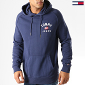 /achat-sweats-capuche/tommy-jeans-sweat-capuche-washed-chest-graphic-7033-bleu-marine-192575.html