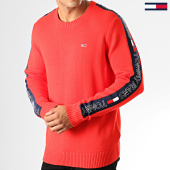 /achat-pulls/tommy-jeans-pull-a-bandes-6998-rouge-bleu-marine-blanc-192576.html