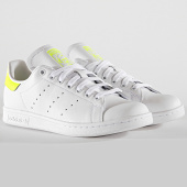 /achat-baskets-basses/adidas-baskets-stan-smith-ee5820-footwear-white-solar-yellow-192780.html