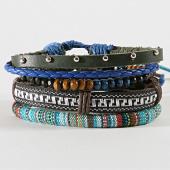 /achat-bracelets/deeluxe-lot-de-4-bracelets-apache-bleu-vert-192863.html