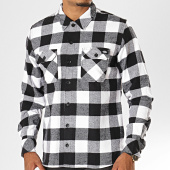 /achat-chemises-manches-longues/dickies-chemise-manches-longues-a-carreaux-sacramento-noir-blanc-192702.html