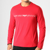 /achat-t-shirts-manches-longues/emporio-armani-tee-shirt-manches-longues-111653-9a516-rouge-192758.html