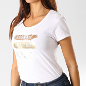 /achat-t-shirts/kaporal-tee-shirt-femme-xail-blanc-dore-argente-192728.html